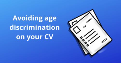 age discrimination CV